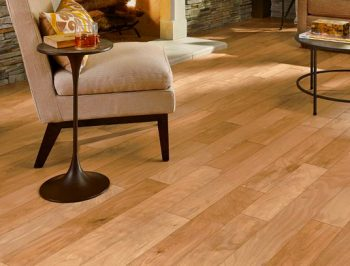Hardwood Flooring for Basement
