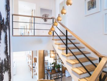 Stair refinishing services in GTA